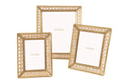 Natural Cane Wicker Picture Frame 8x10