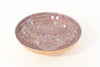 Iridescent Pink Mosaic Glass Bowl - Anaya Home
