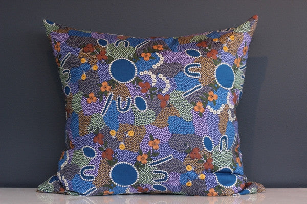 Dot to Dot Print Cushon Cover - 50cm x 50cm