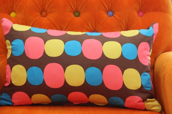 Big Pebbles Cushon Cover - 50cm x 30cm