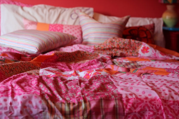 Duvet Covers in Pinks