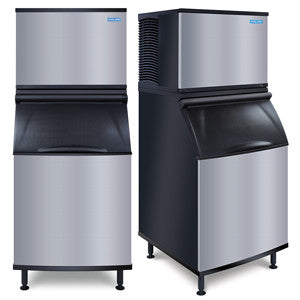 New Commercial Ice Machine Packages