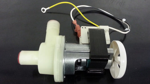 NEO Water Pump 040004347 for Manitowoc Under Counter Ice Machine