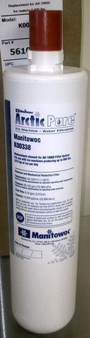 K-00338 Manitowoc Arctic Pure Water Filter Replacement