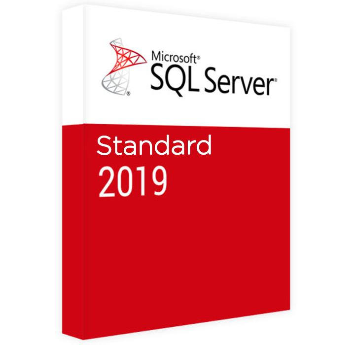 Windows SQL Server 2019 Standard
