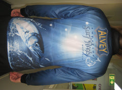 Sublimated Fishing Shirt