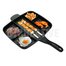 Load image into Gallery viewer, Magic Grill Pan, Non-Stick, 15''