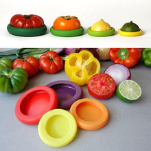 Load image into Gallery viewer, 4pcs Silicone Food Preservation Cover