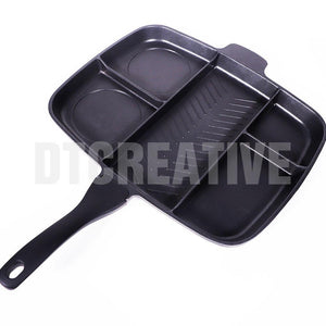 Magic Grill Pan, Non-Stick, 15''