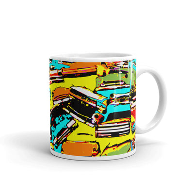 Art on Coffee Mugs Collection by Graffi23