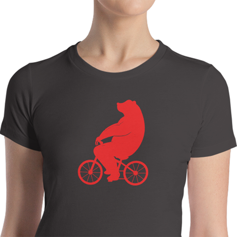 Big bear Biking Graphic Tee