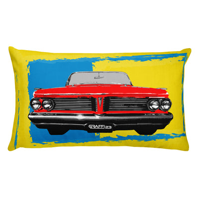 Art Pillow Product Design Collection by Graffi23