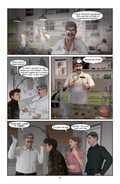 SUPERBUG - VOLUME 1 - THE METAMORPHOSIS - Graphic Novel Digital Download