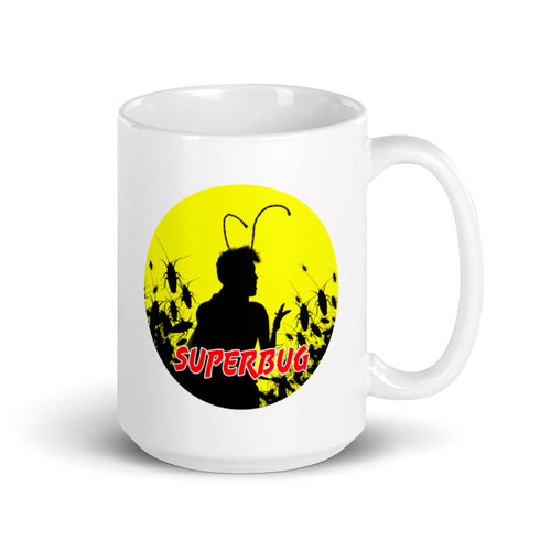 SUPERBUG COFFEE MUG - 15 OUNCE