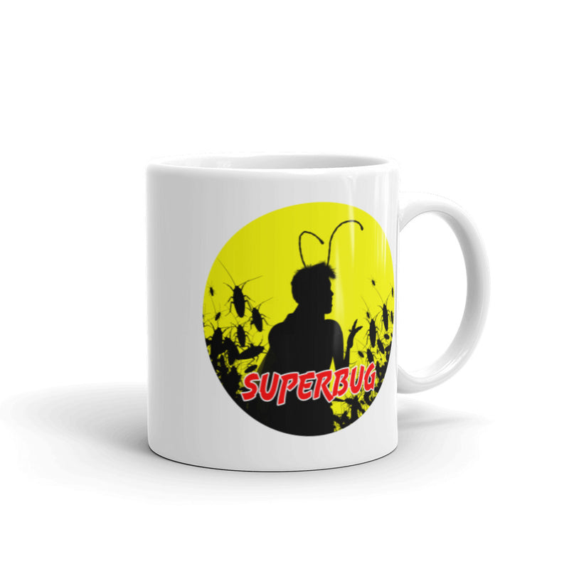 SUPERBUG MUG - 11 OUNCE