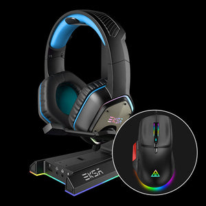 EKSA E900 Wired Stereo Gaming Headphones