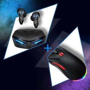 E900 Stereo Sound Wired Gaming Headset