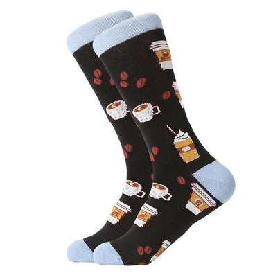 Mens Coffee Socks