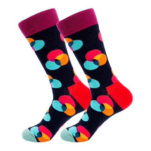 Venn Diagram Socks - Socksmon