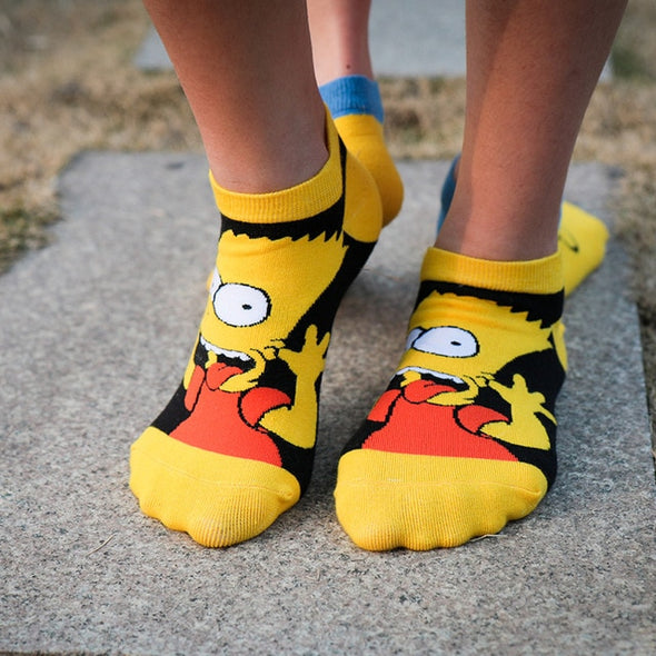 Buy Simpsons Socks