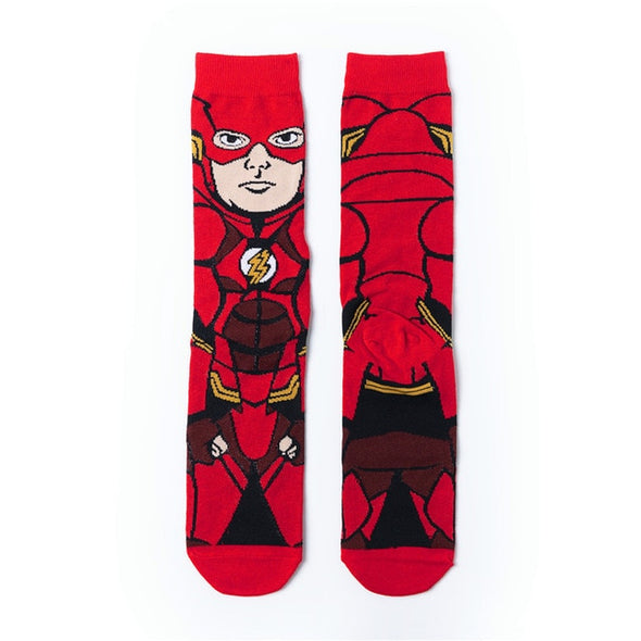 Mens Comic Socks
