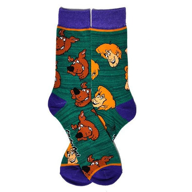 Crazy Socks Cartoon