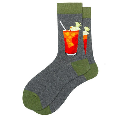 Mens Cocktail Socks