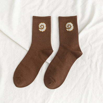 Simple Design Socks