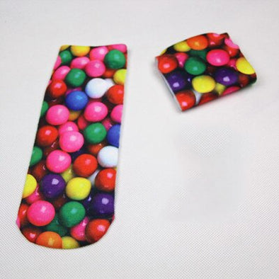 Gum Ball Socks - Socksmon