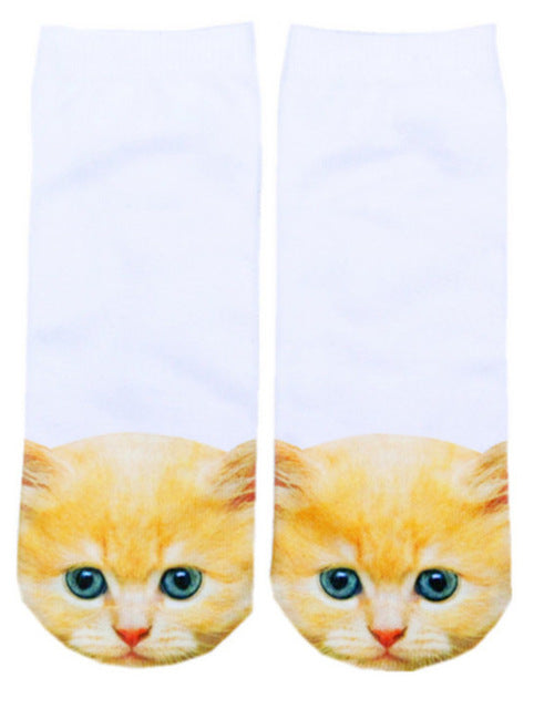 Cute Cotton Socks
