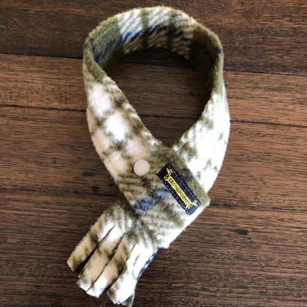 Country Green Scarf