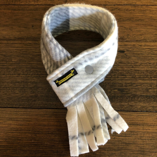 Country Grey Scarf