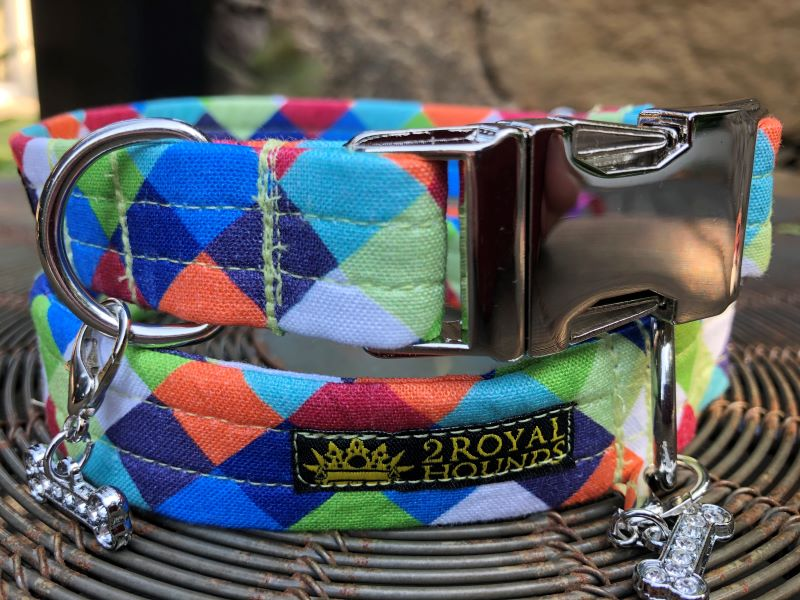 Diamond Delight Dog Collars