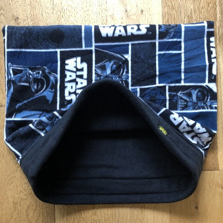 Star Wars Black Trim Snuggle Sack