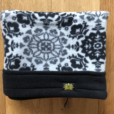 Vintage Black Trim Snuggle Sack
