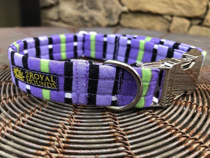 Purple Rain Dog Collar - Fits 27 - 31cm neckline