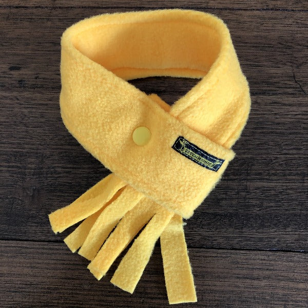 Mellow Yellow Scarf