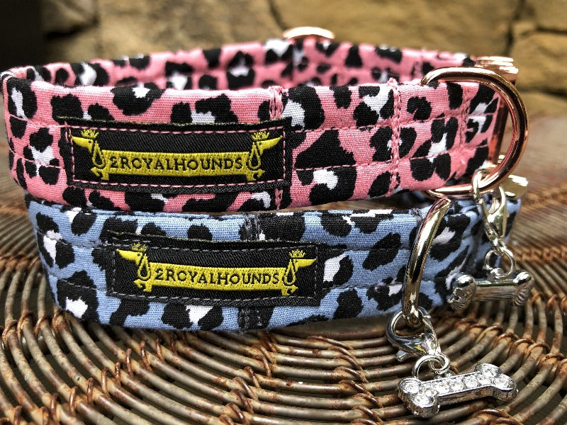 Leopard Print Lovers Dog Collars