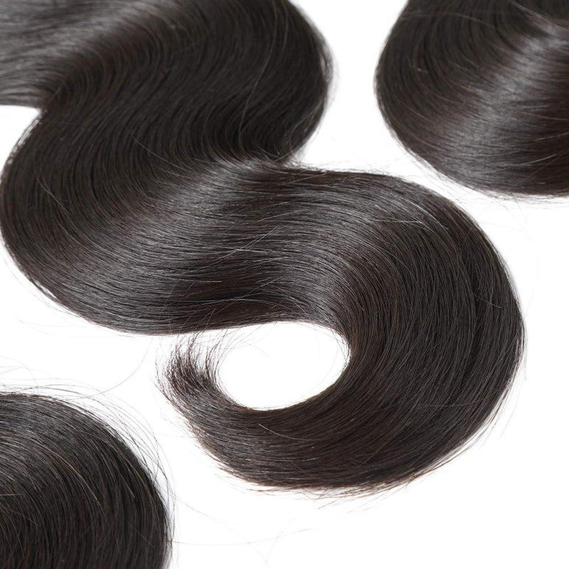 Indian Body Wave Bundles - Kenishi Hair