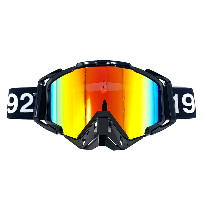 Black All Terrain Goggles