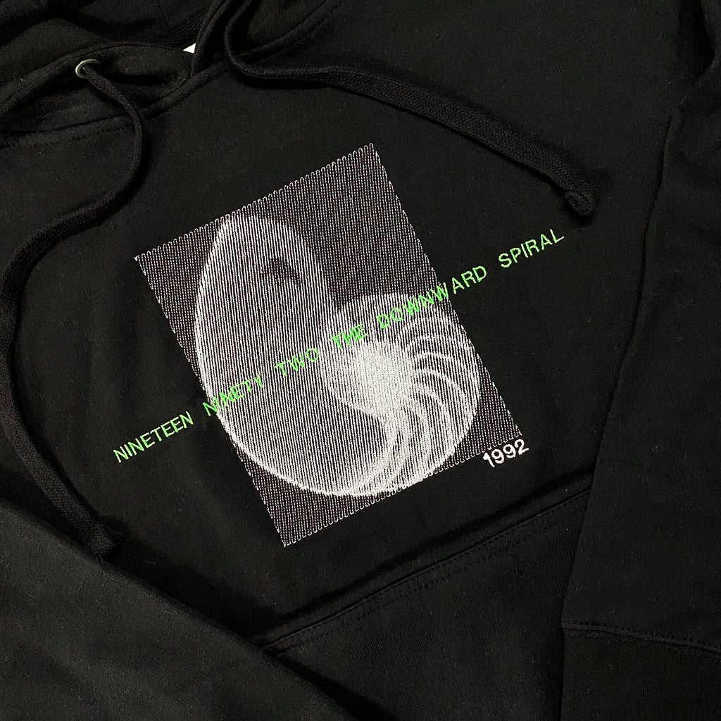 1992 THE DOWNWARD SPRIAL CREWNECK