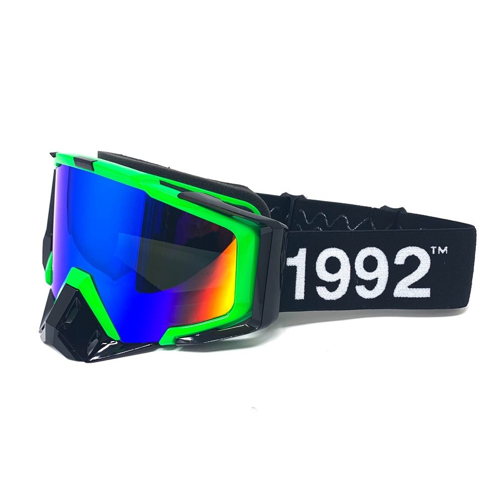 Green All Terrain Goggles