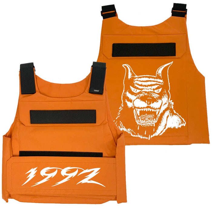 K-92 SAFETY UNIT PLATE VEST