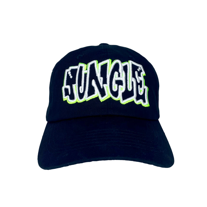 JUNGLE CAP BLACK