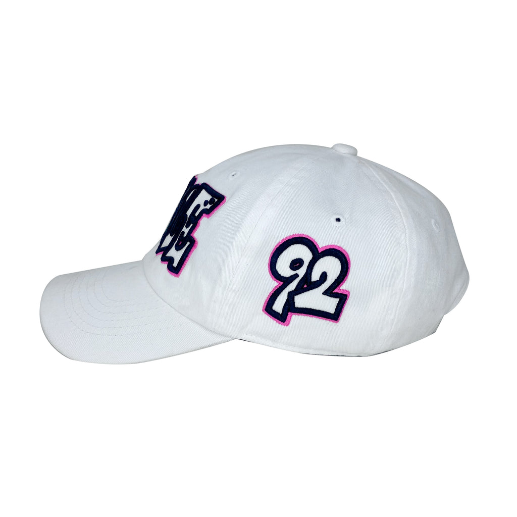JUNGLE CAP WHITE