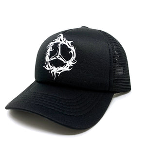 DEMZ TRIBE TRUCKER BLACK