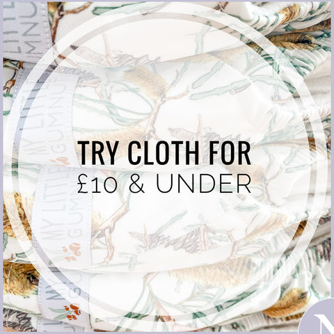 Try Cloth for £10 & Under
