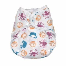 Load image into Gallery viewer, MuslinZ Nappy Wrap - Size 2