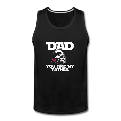 DAD You are My Father Tank - black