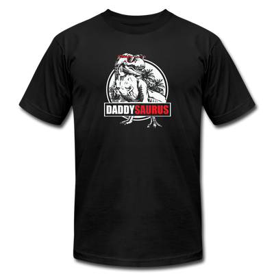 DADDYSAURUS T-Shirt - black